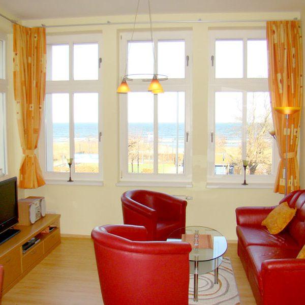 Das Apartment - Villa Anna Ostsee